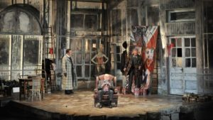 """Cyganeria"", Staatsoper im Schiller Theater, Berlin"