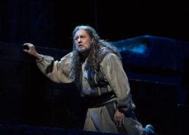 """Plácido Domingo w tytułowej roli w """"Nabucco"""" z Nowego Jorku"""