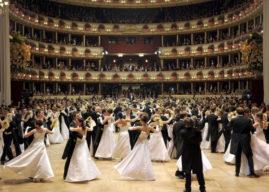 Bal w Operze Wiedeńskiej z całkowitym zakazem palenia