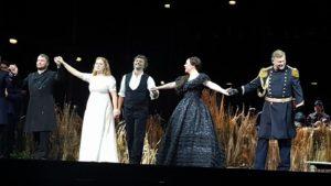 """Tomasz Konieczny w """"Lohengrinie"""", Opera Bastille, Paryż, fot. Opera Bastille"""