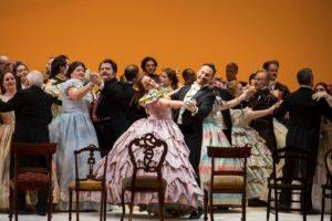 """Eugeniusz Oniegin"", Lyric Opera of Chicago, fot. Todd Rosenberg"