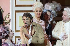 """Andrea Chenier"", fot. Bayerische Staatsoper"
