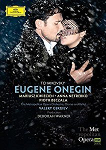Eugene Onegin: Metropolitan Opera (Gergiev) (2014)