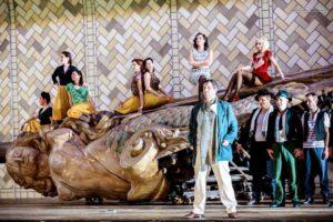 """""""Turek we Włoszech"""", Teatr Wielki - Opera Narodowa, fot. Krzysztof Bieliński"""