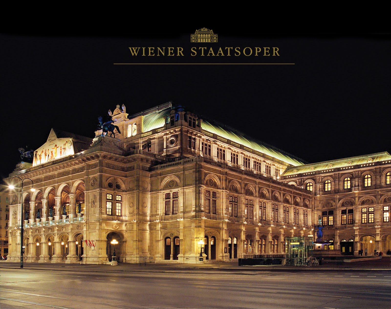 Znalezione obrazy dla zapytania wiener staatsoper