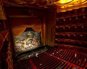 "Próby do spektaklu ""Turandot"" Pucciniego, fot. Ken Howard / Metropolitan Opera"