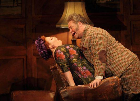 "Zabawny ""Falstaff"" w Royal Opera House"