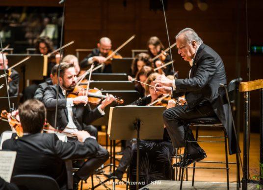 Zubin Mehta i Israel Philharmonic Orchestra na festiwalu Wratislavia Cantans