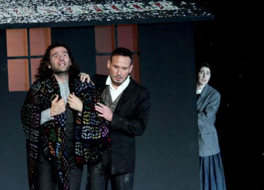 """Royal Opera House transmituje dziś """"Cyganerię"""" z Mariuszem Kwietniem"""