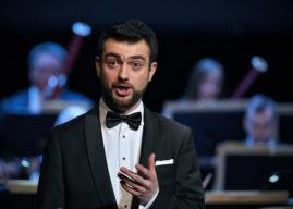 Paweł Trojak – zwycięzca II edycji Konkursu im. Antoniny Campi na koncercie galowym Antonina Campi Masterclass 2019