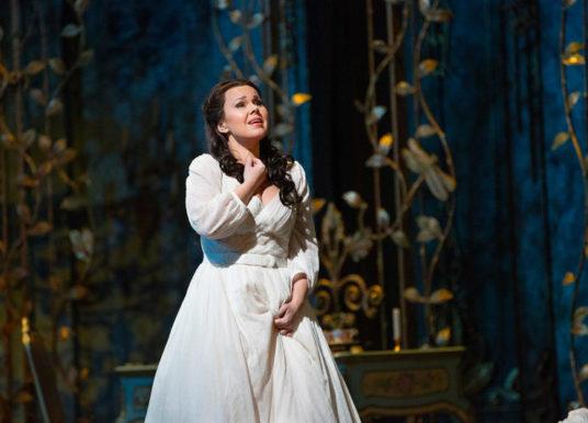 Aleksandra Kurzak jako zjawiskowa Traviata z Metropolitan Opera w Dwójce!