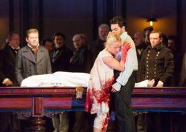 """Łucja z Lammermooru"" z Royal Opera House w TVP Kultura"