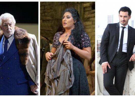 """Nabucco"", ""Carmen"" i ""Wesele Figara"" na żywo z Wiener Staatsoper"