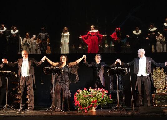 """""""Don Carlos"""" z Teatru Wielkiego w Łodzi w TVP Kultura"""